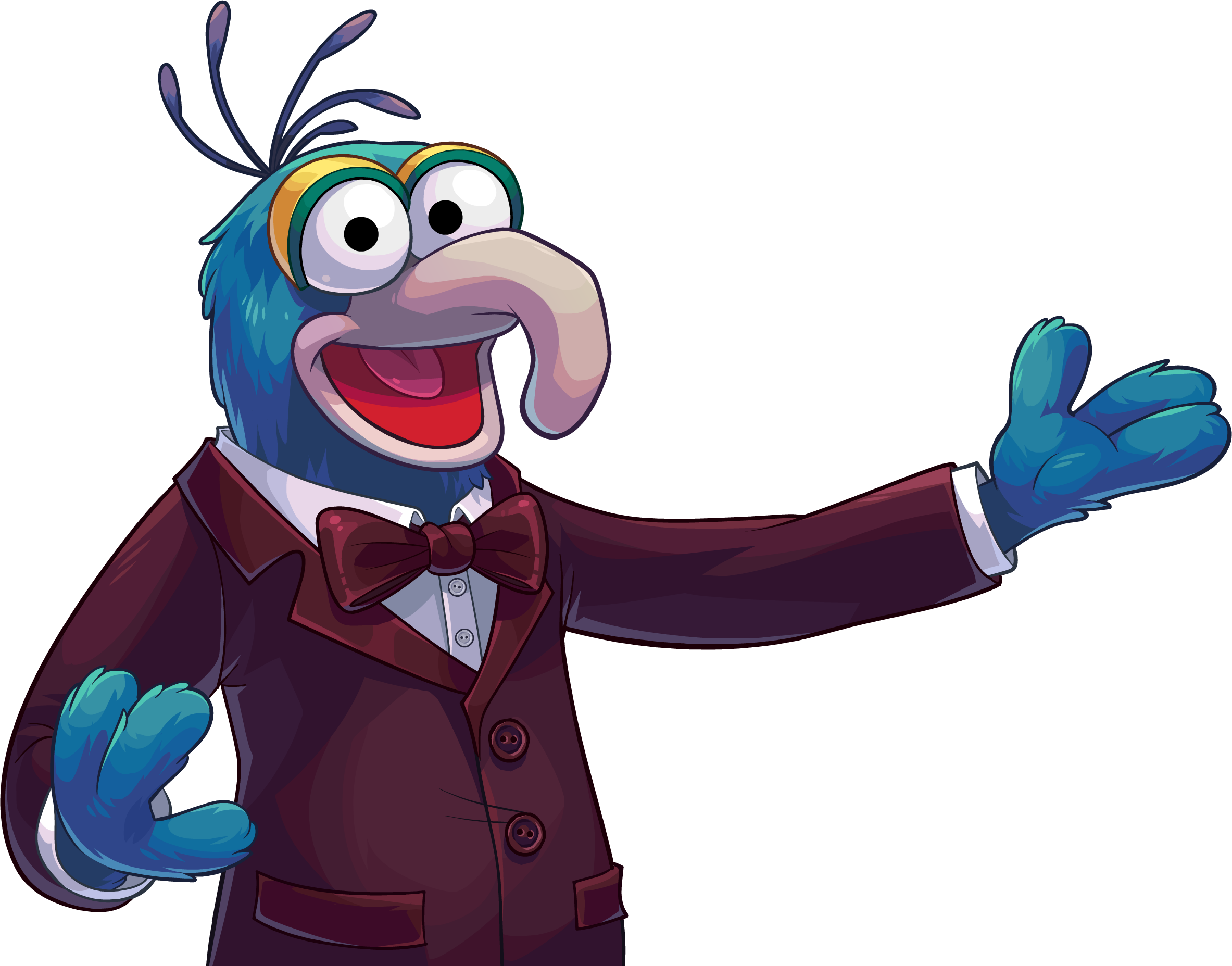 cartoon gonzo